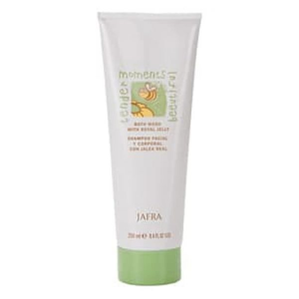 Jafra Beeutiful Tender Moments Bath Wash with Royal Jelly