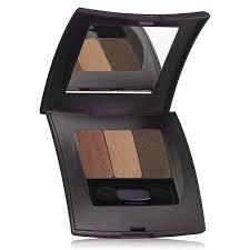 Jafra Powder Eyeshadow Trio Wet Dry Formula Cappucino