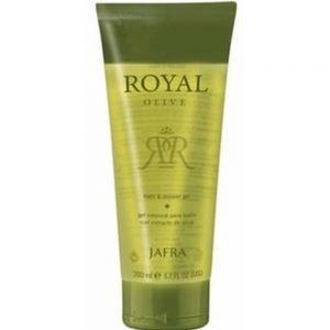 Jafra Royal Olive Exfoliating Body Scrub