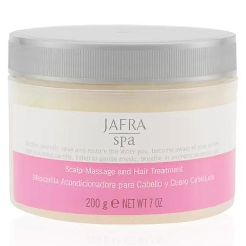 Jafra Scalp Massage and Hair Treatment
