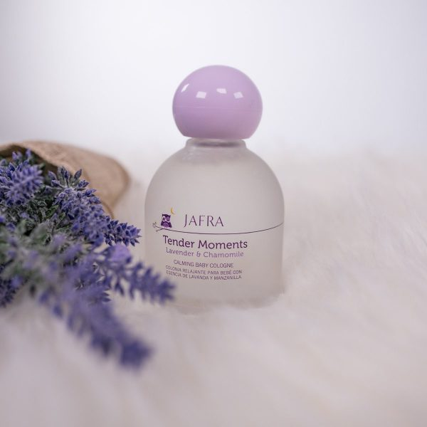 Jafra Tender Moments Lavender & Chamomile Calming Baby Cologne
