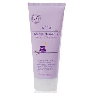 Jafra Tender Moments Lavender & Chamomile Softening Baby Hair and Body Wash