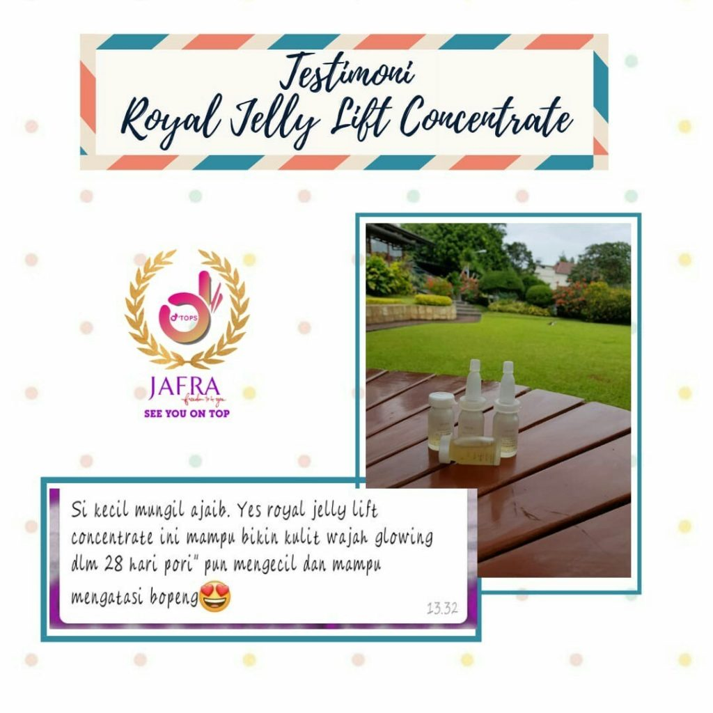 Royal Jelly Lift Concentrate 2