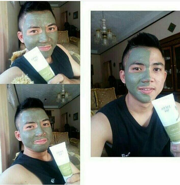 Masker Lumpur Jafra 1